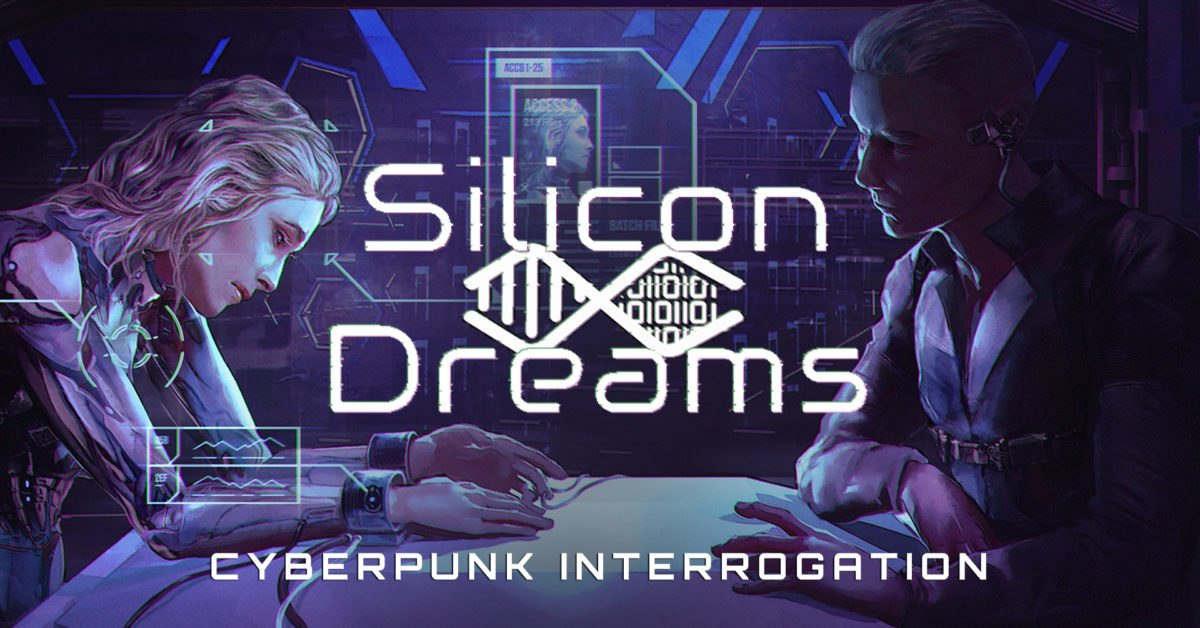 silicon dreams cyberpunk thriller puts you in the role of an android via linux gaming mac windows pc