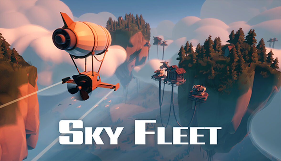 sky fleet co-op shooter is now playtesting on steam this weekend in linux gaming mac and windows pc