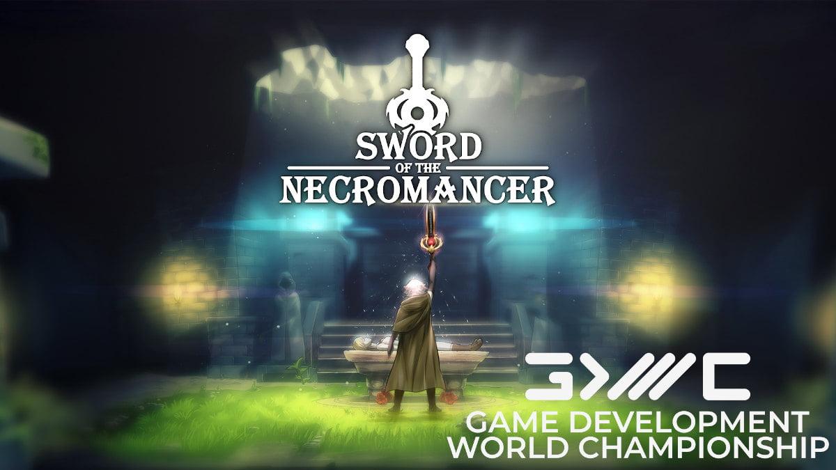 Sword of the Necromancer wins third Weekly Vote
