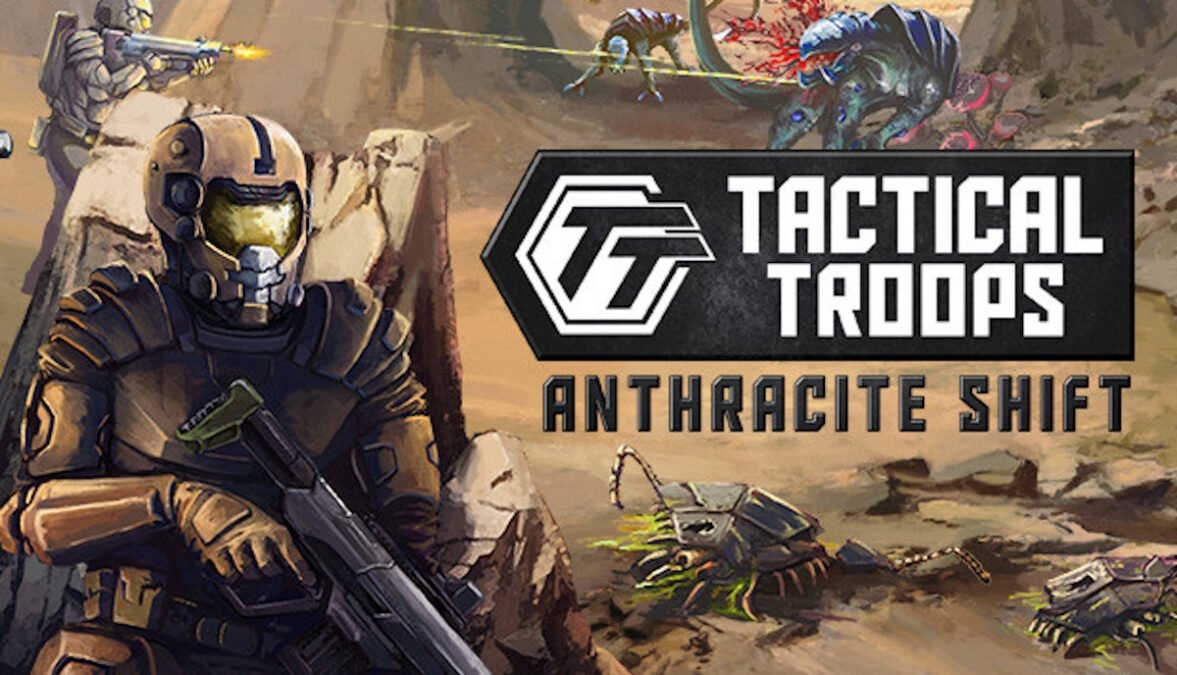 Tactical Troops: Anthracite Shift to get a release