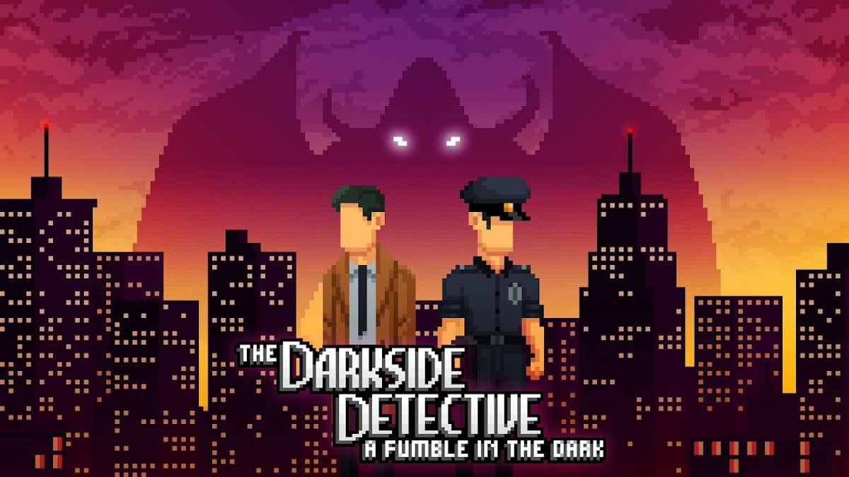 The Darkside Detective sequel has a release date