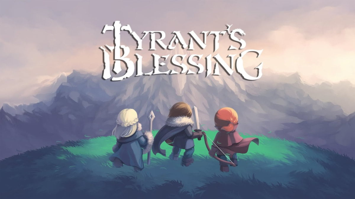 Tyrant's Blessing tactical strategy hits Kickstarter
