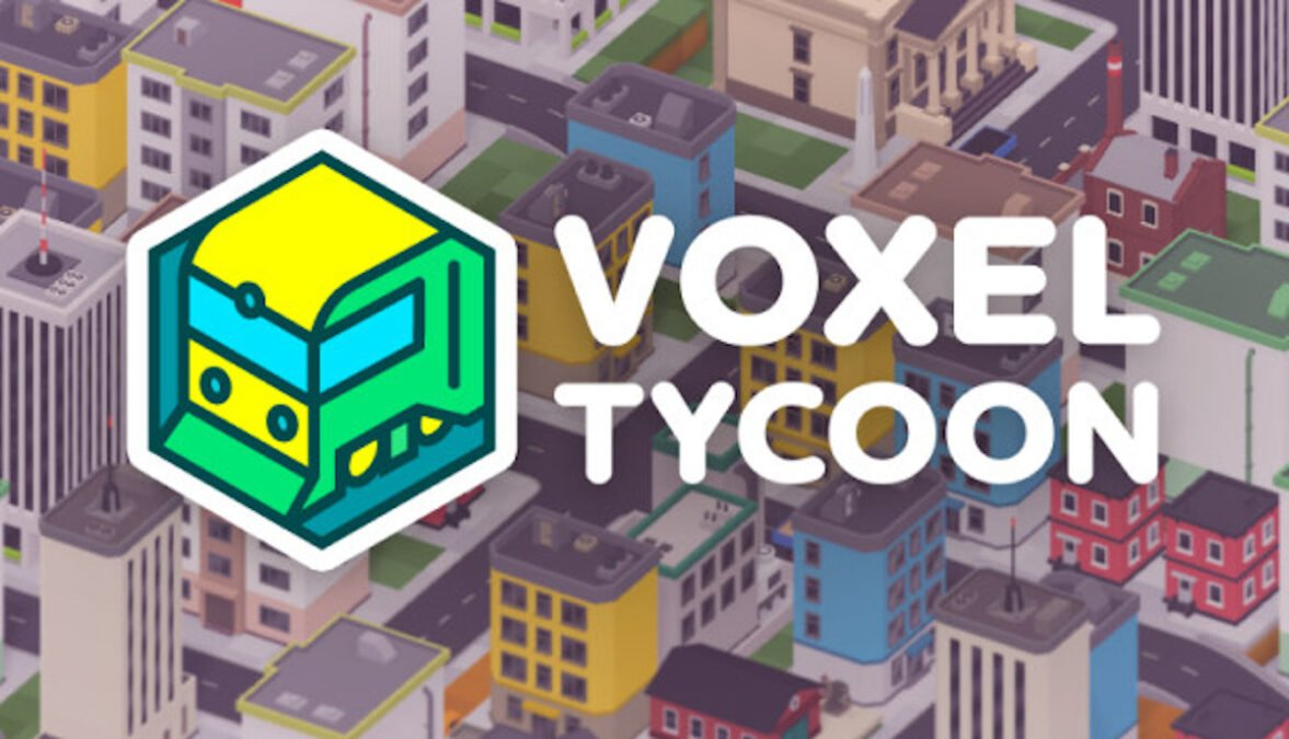 Voxel Tycoon management sim releases this week