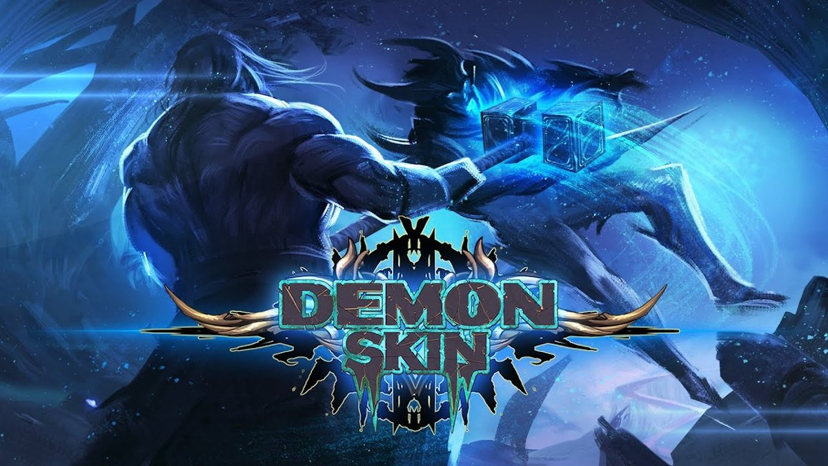 demon skin 2d hack and slash dev working on support in linux gaming with windows pc