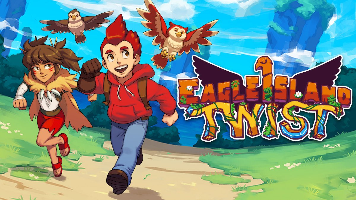 Eagle Island Twist adventure coming on May 28th