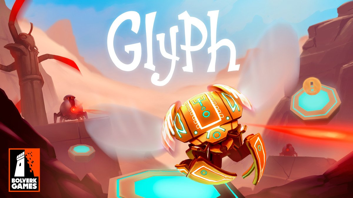 glyph new challenging 3d platformer due to get support in linux gaming with windows pc