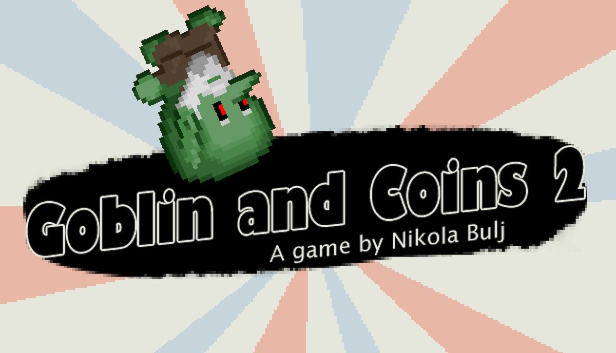 goblin and coins ii 2d pixel art platformer is due to arrive on linux and windows pc plus a playable alpha