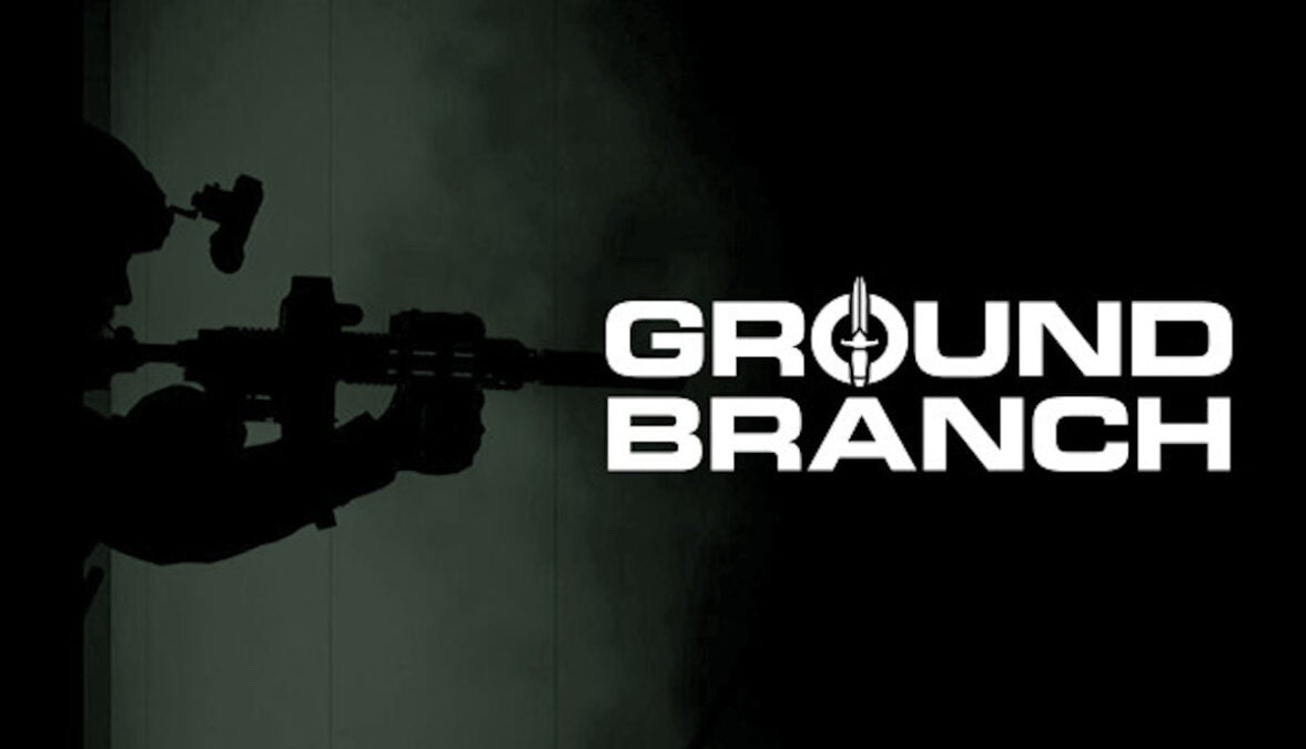 ground branch first person shooter and support in linux gaming with windows pc