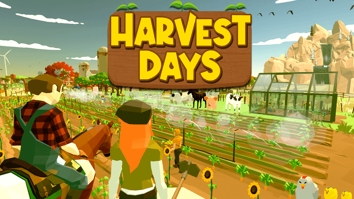 harvest days country life rpg gets a native demo via linux gaming mac and windows pc