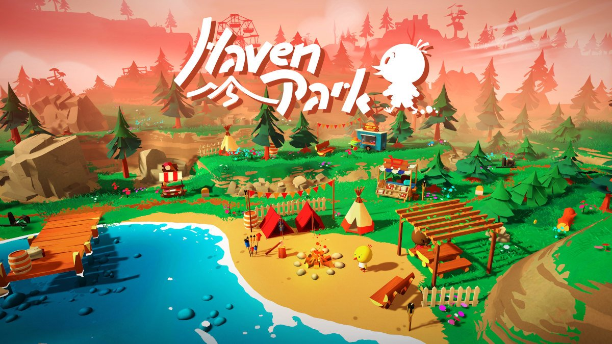 haven park cute exploration game coming this august for linux mac and windows pc