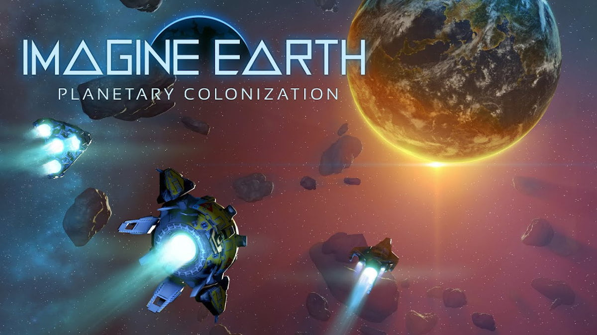 imagine earth sci-fi strategy sim alternate support for linux with windows pc