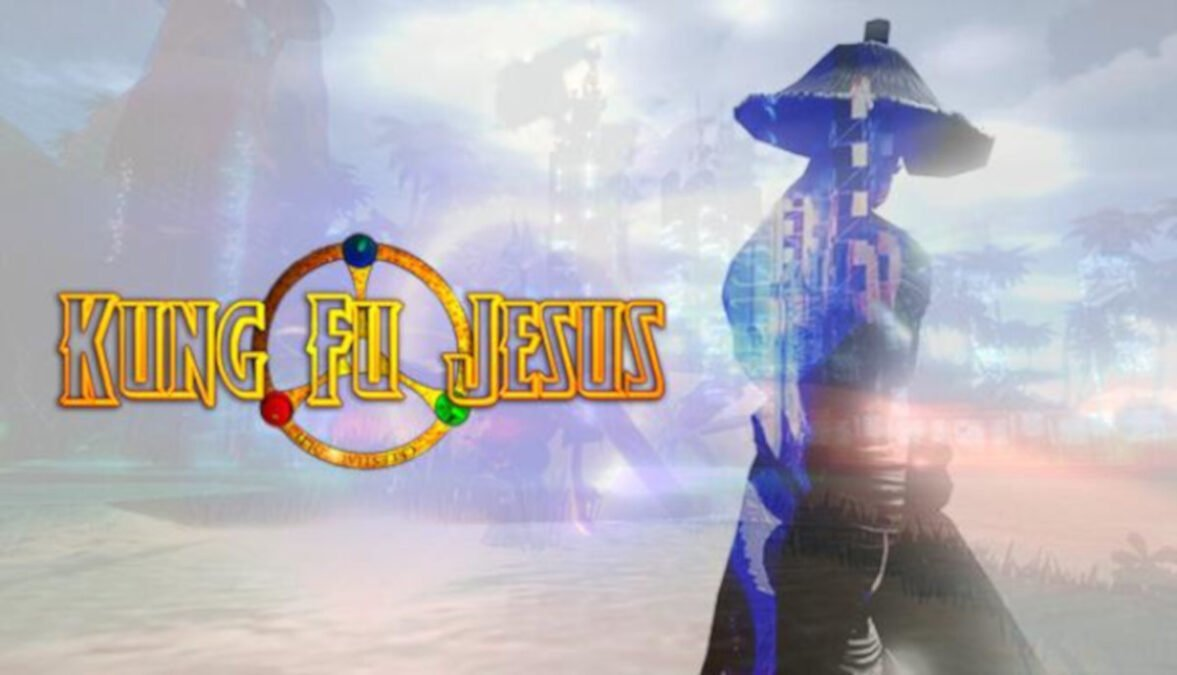 kung fu jesus story driven RPG beat 'em up working on support for linux with windows pc