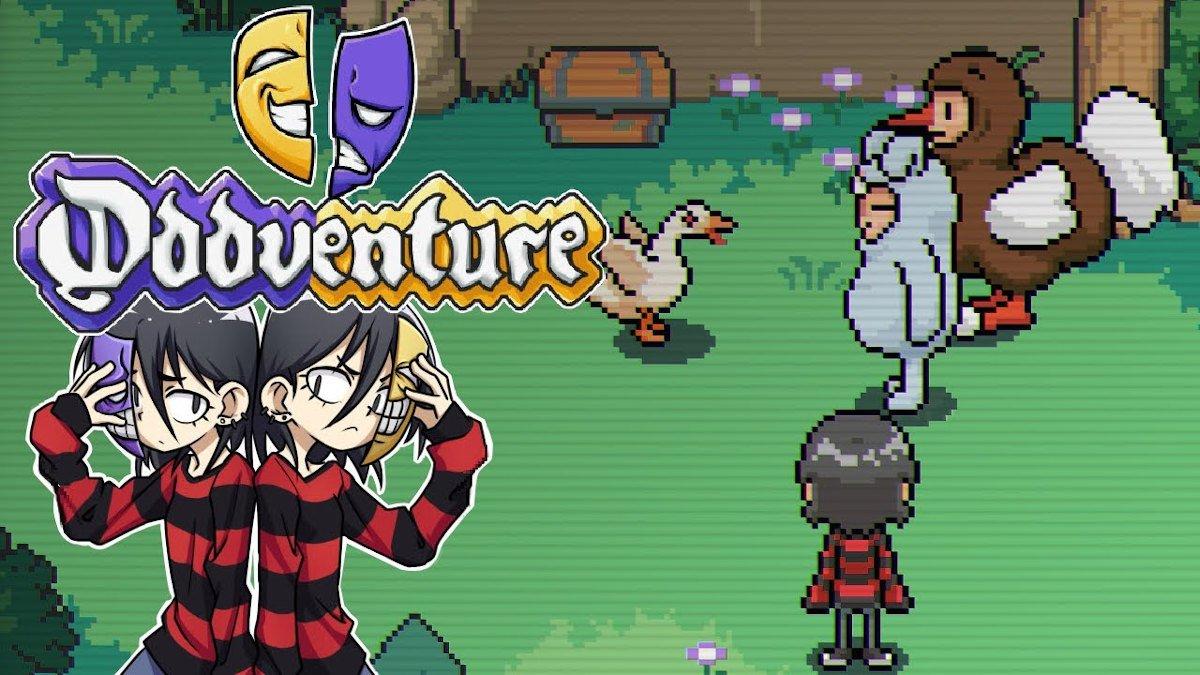 Oddventure turn-based crazy RPG rocks Kickstarter