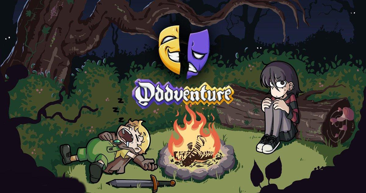 oddventure turn-based rpg kickstarter ends soon for linux mac and windows pc