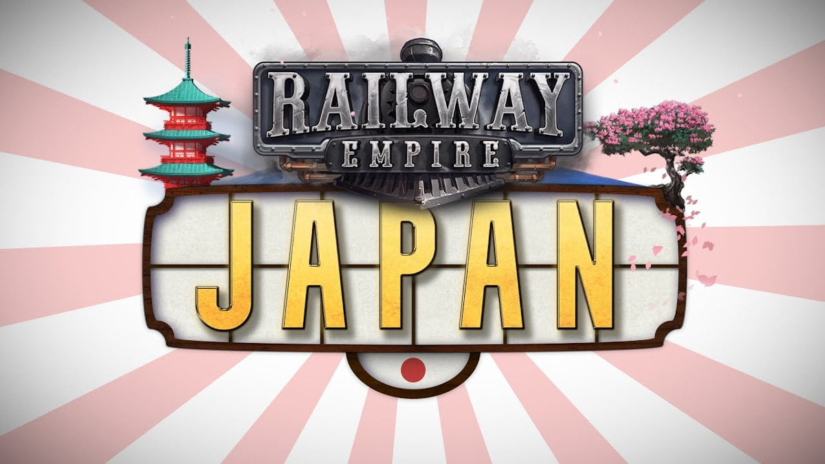 Railway Empire – Japan DLC releases with discount
