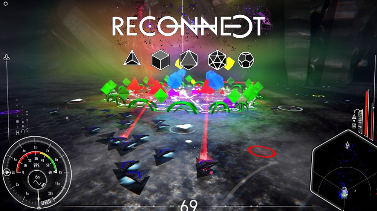 RECONNECT RTS base building port in the plans