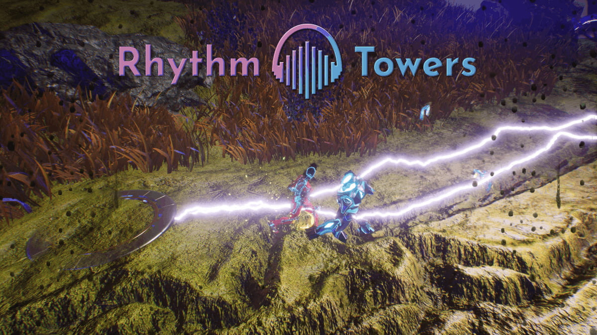 rhythm towers is a unique rhythm based tower defense linux build and windows pc