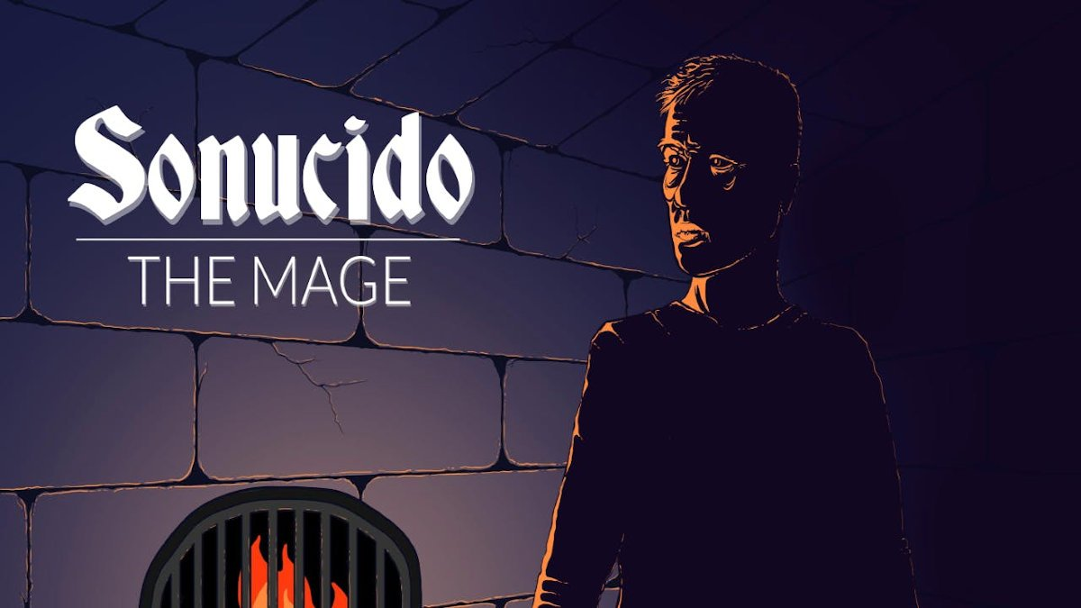 Sonucido: The Mage a turn based dungeon crawler