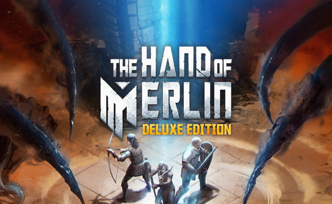 the hand of merlin turn-based roguelite rpg has a linux build lurking with mac and windows pc in early access