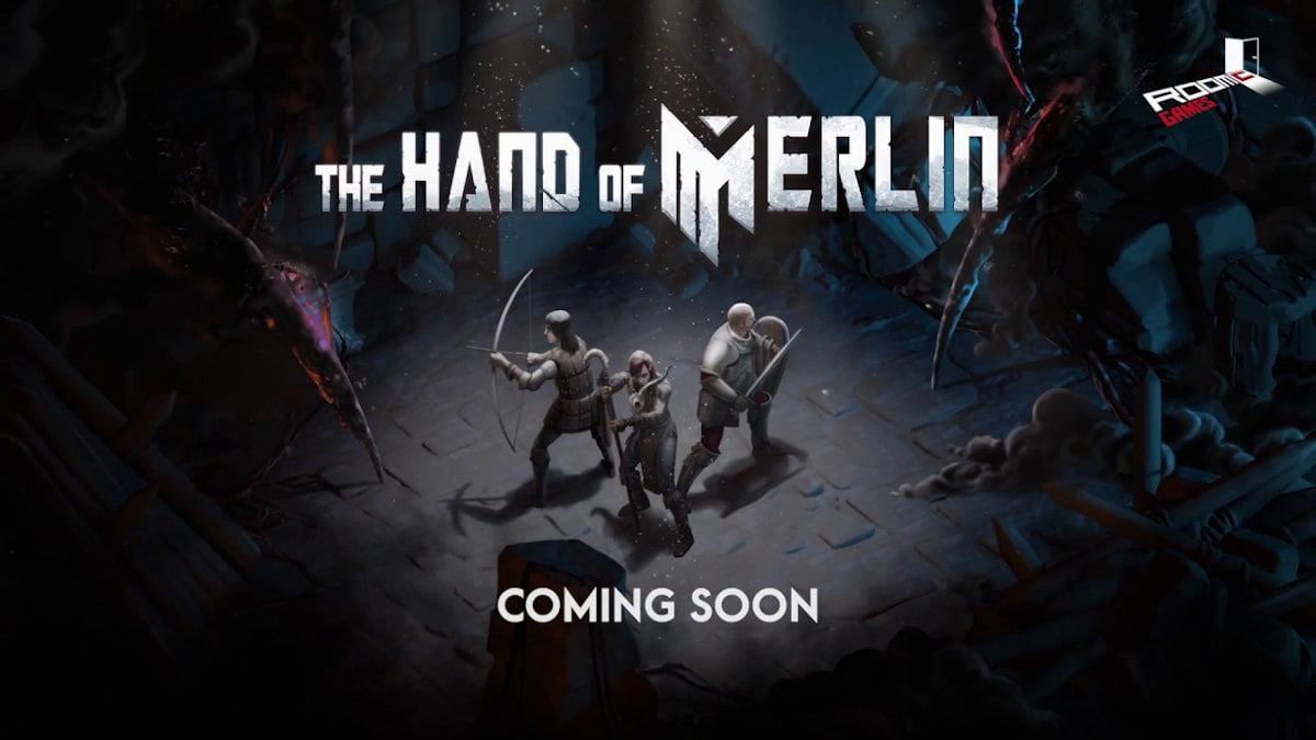 The Hand of Merlin sci Fi horror gets a release date