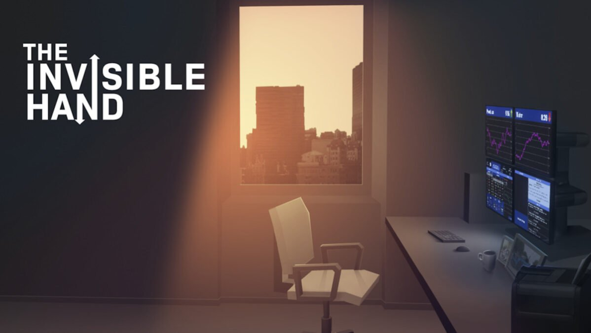the invisible hand stock market trading simulator releases with a linux beta and windows pc