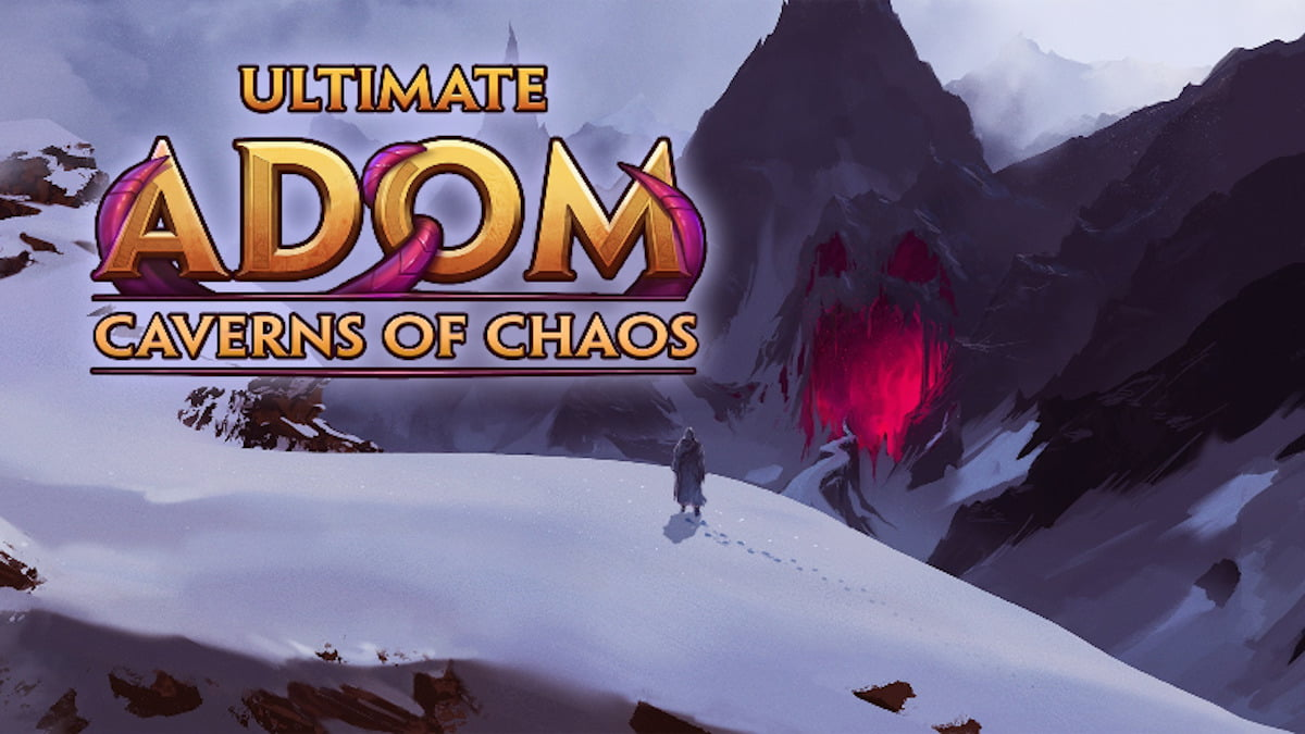 ultimate adom - caverns of chaos fight cancer plus another game update in linux gaming mac and windows pc