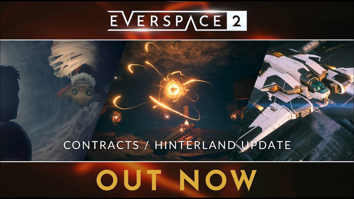 Union: Contracts/Heartland update – EVERSPACE 2