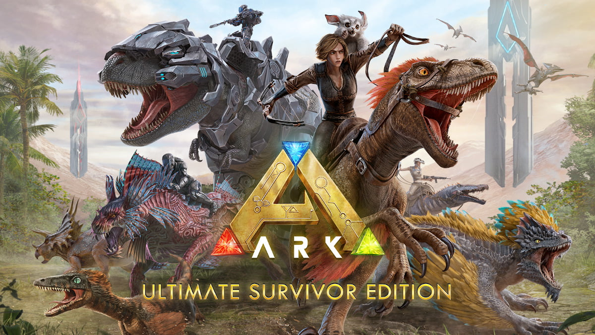 ark: ultimate survivor edition now fully updated in linux gaming mac and windows pc