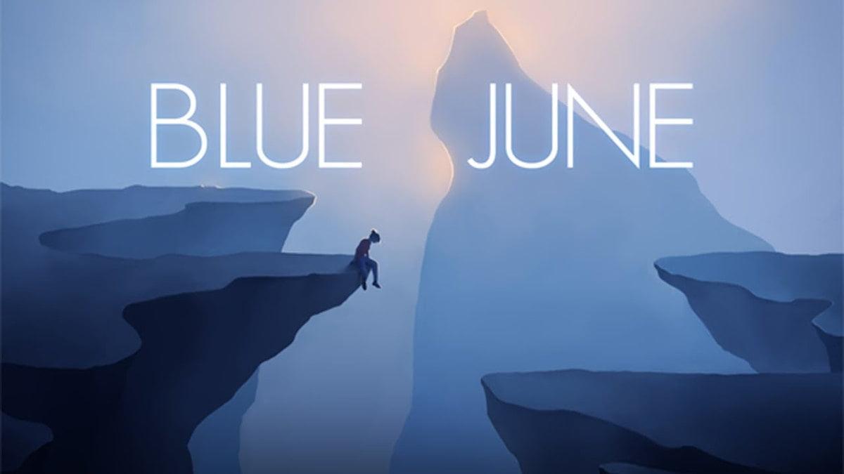 Blue June story driven adventure hits Kickstarter