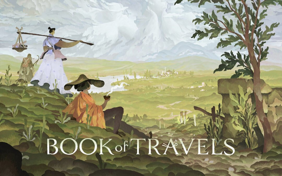 Book of Travels TMORPG due to release in August