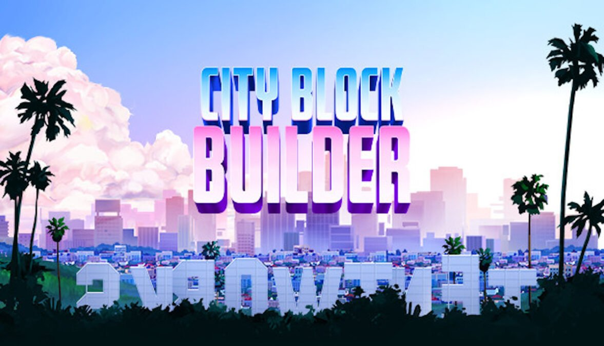 City Block Builder Demo is worth playing