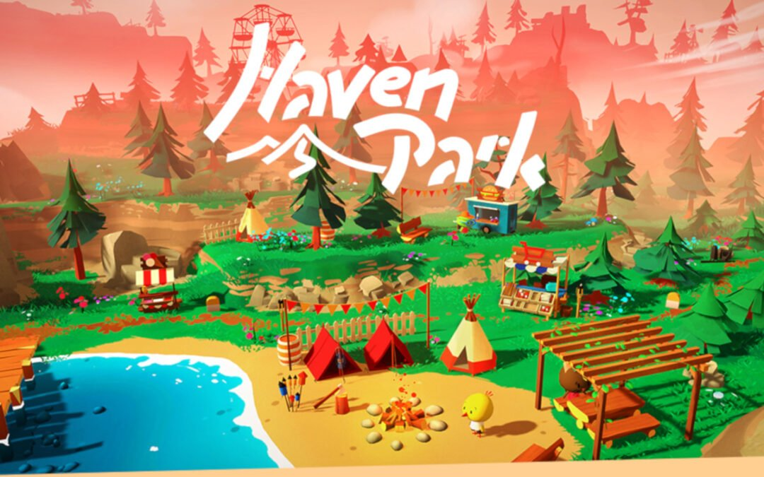 haven park takes part in the steam next fest via linux gaming mac and windows pc