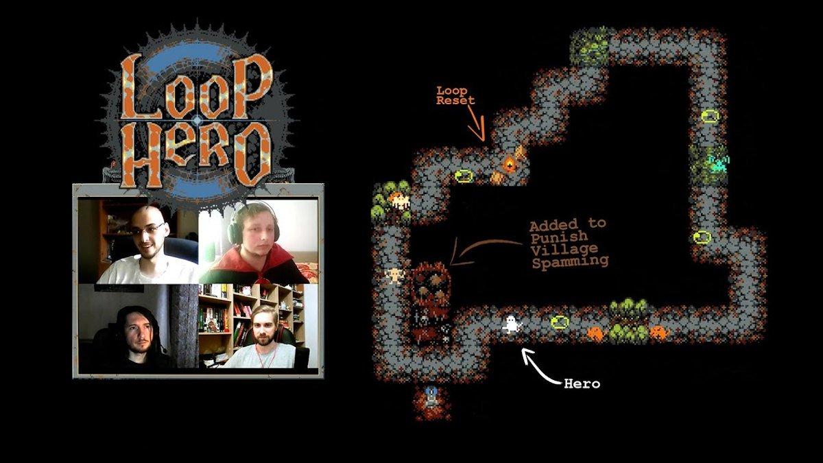 Loop Hero update offers up new tiles and enemies