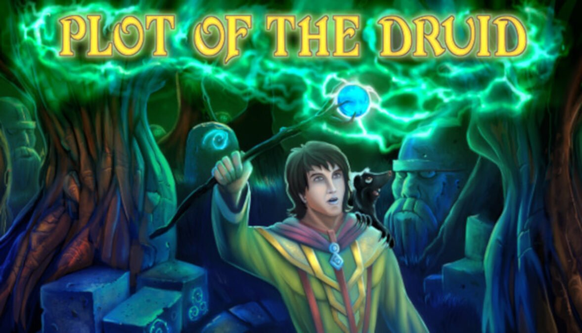 Plot of the Druid due to launch funding campaign