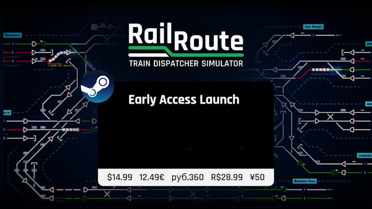 rail route train dispatcher simulator releases via linux gaming mac and windows pc