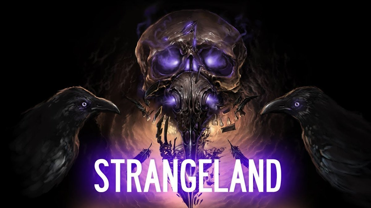 strangeland psychological horror adventure has temporary build for linux with windows pc