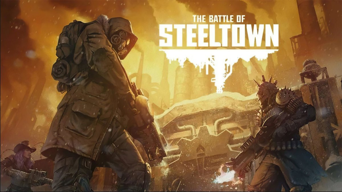 the battle of steeltown is out for wasteland 3 in linux gaming mac and windows pc