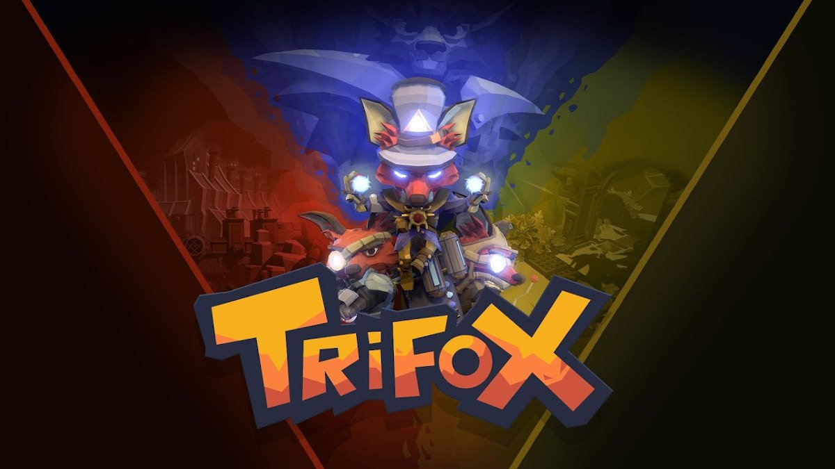 trifox action adventure support based on demand for linux with windows pc