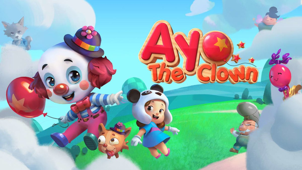 ayo the clown 2d adventure platformer game releases on linux mac and windows pc