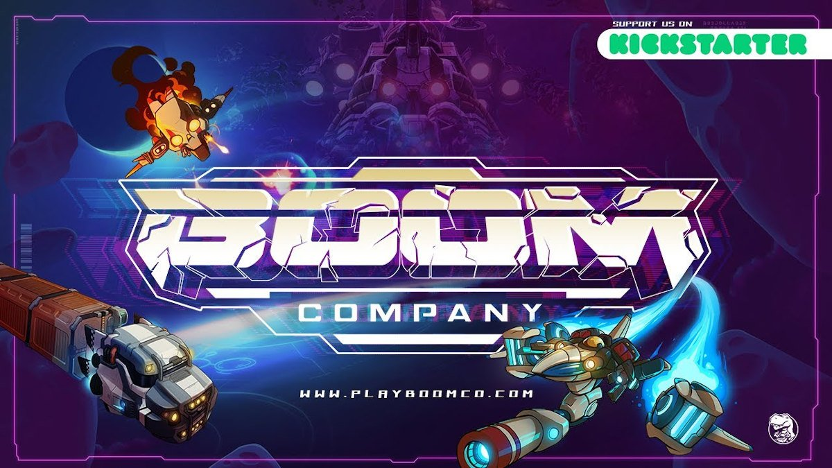 boom co top-down aerial shooter games due to start funding for windows pc and linux