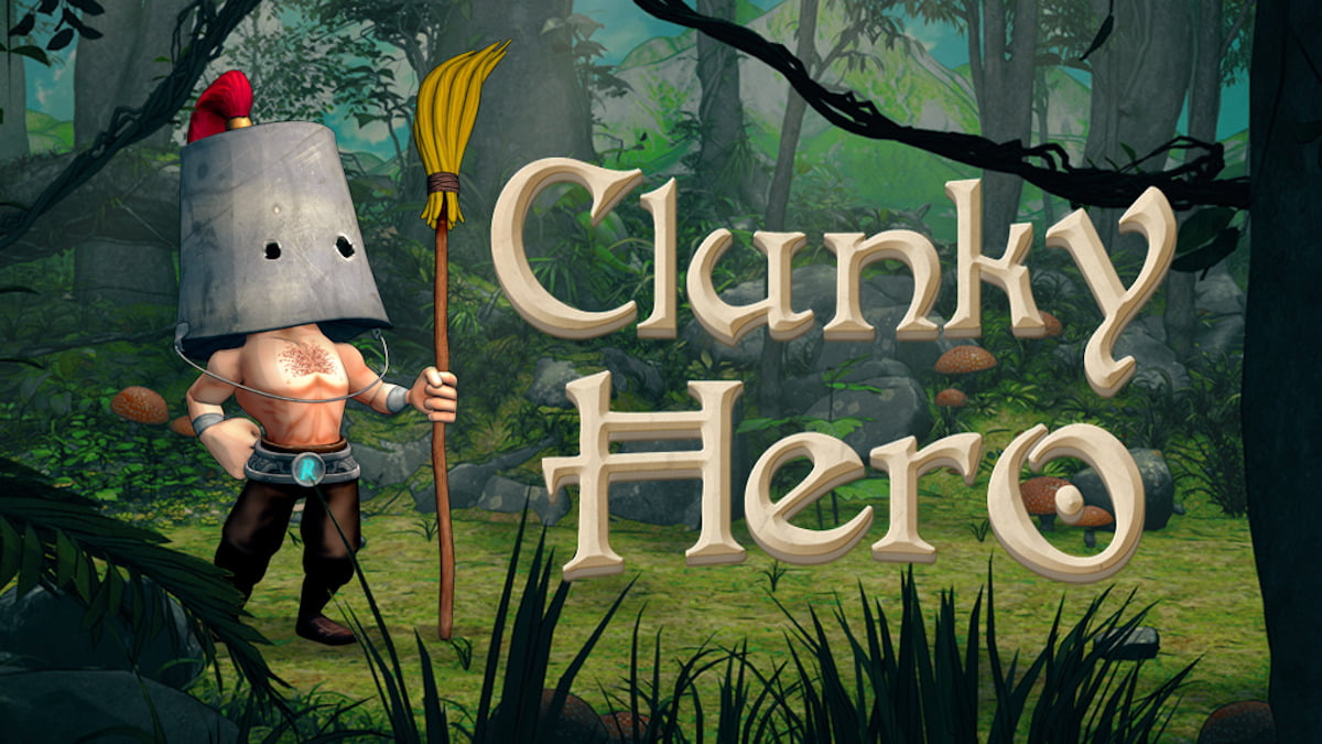 clunky hero platformer metroidvania games showing gameplay in a new trailer for linux mac windows pc