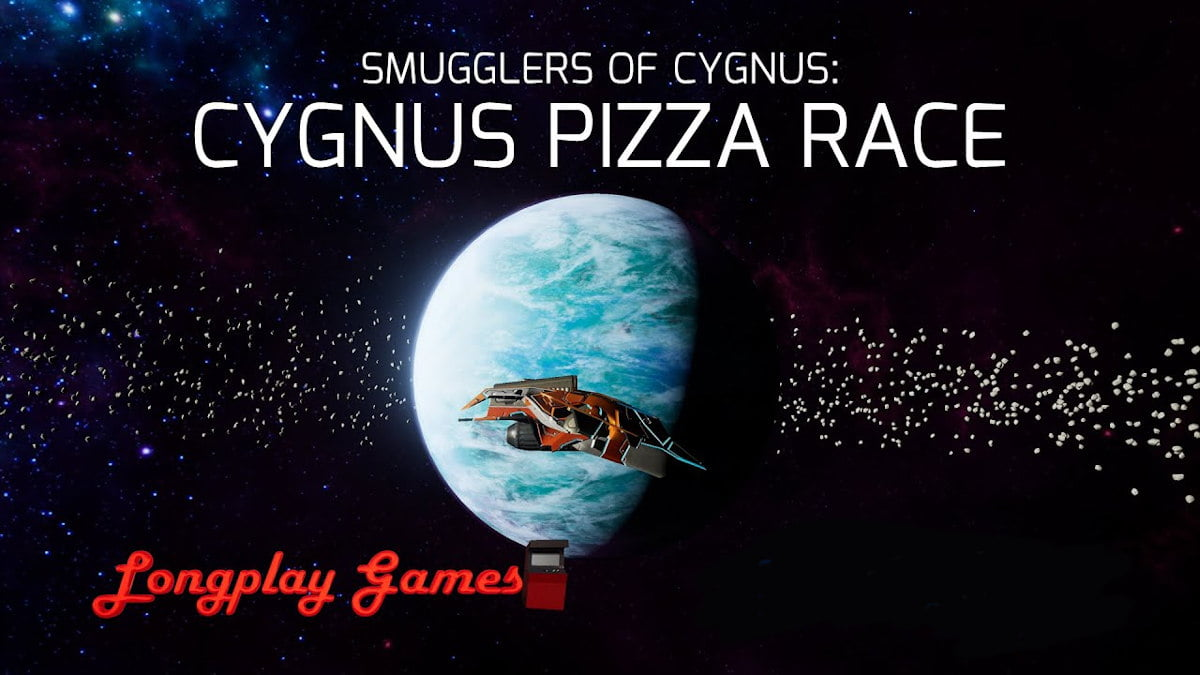 cygnus pizza race arcade has a linux beta out for the game with windows pc