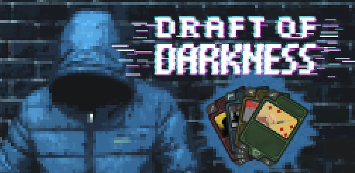 draft of darkness roguelike deck builder games due to release soon on linux and windows pc