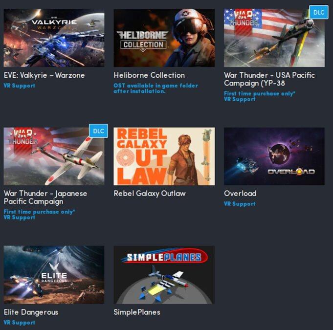 humble take control bundle offers some support with games list for linux mac and windows pc