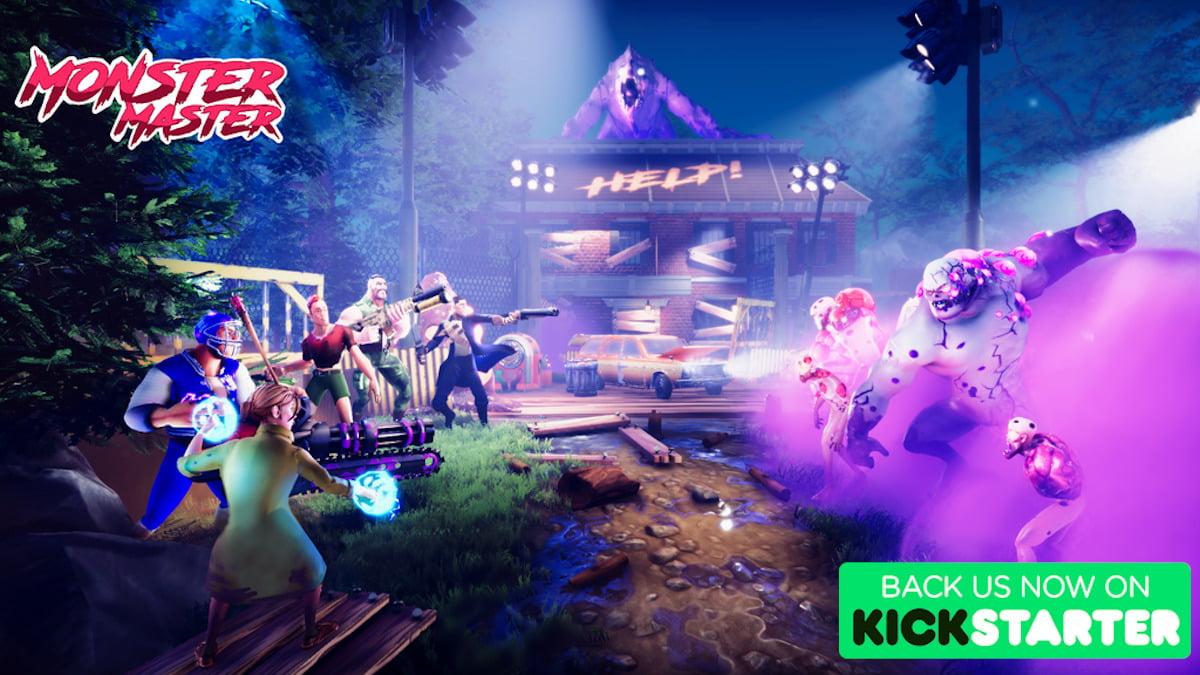 Monster Master online multiplayer seeks funding