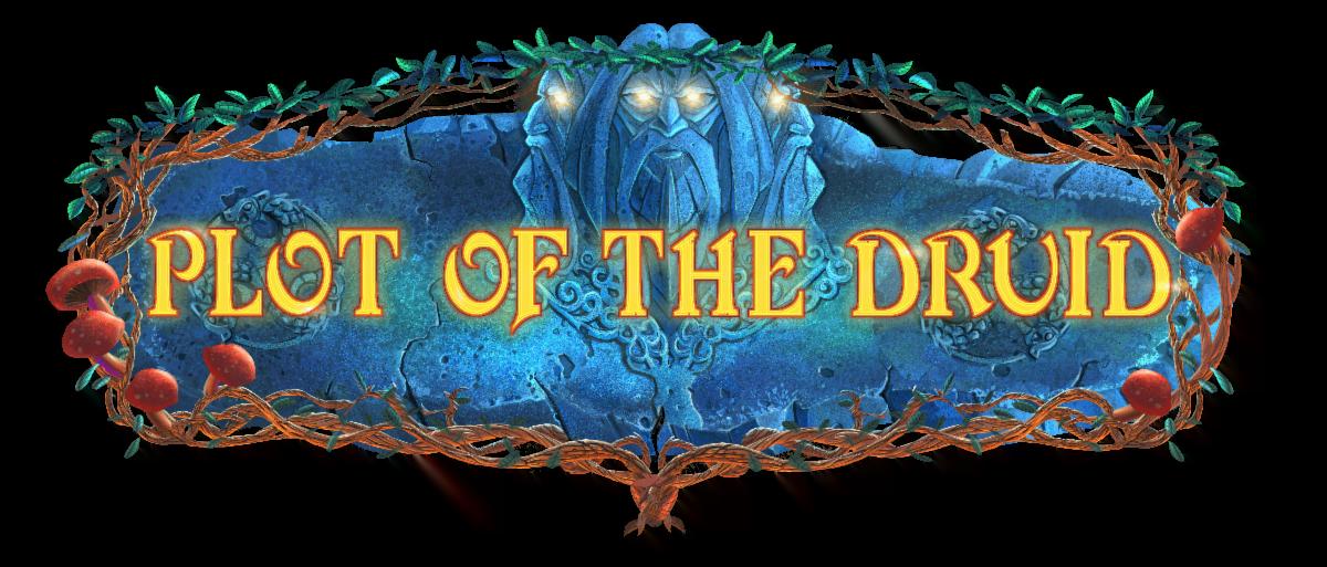 Plot of the Druid has 7 days left on Kickstarter