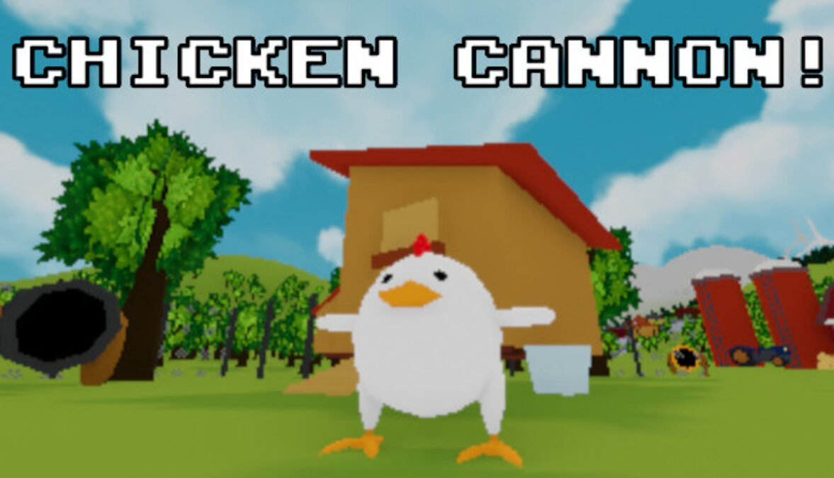 chicken cannon 3d physics based rage game is to get a linux port after windows pc