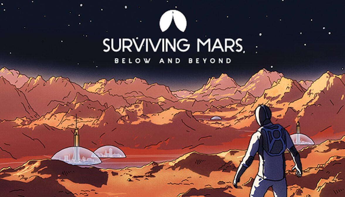 below and beyond game dlc releases for surviving mars on linux mac and windows pc