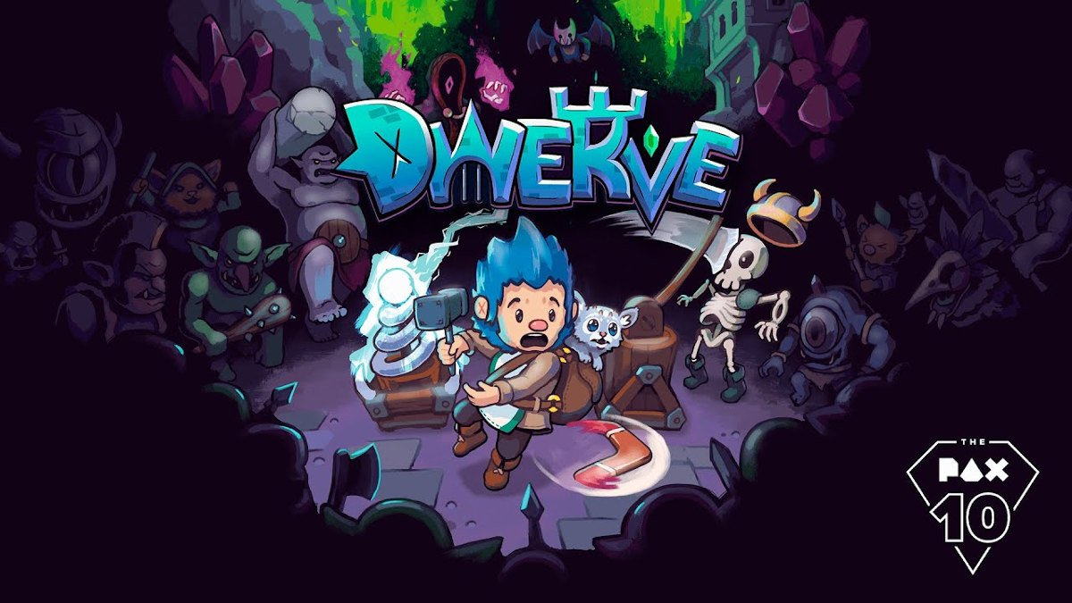 dwerve: prologue dungeon crawler rpg game new trailer release for linux mac windows pc