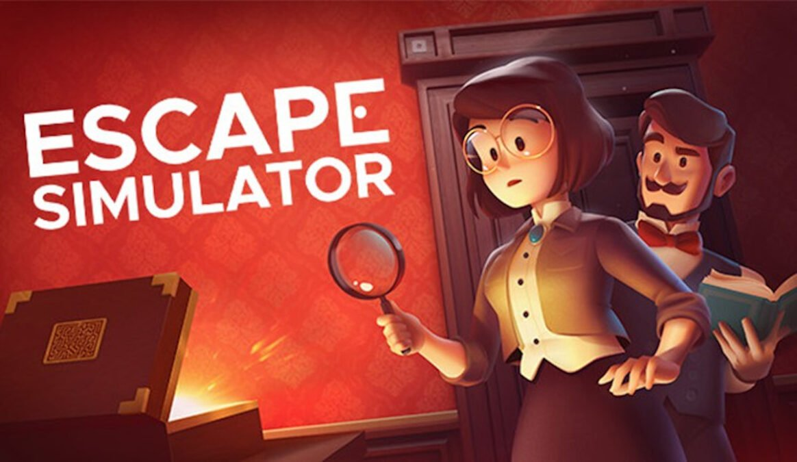escape simulator co-operative puzzle game has a release date for linux mac windows pc